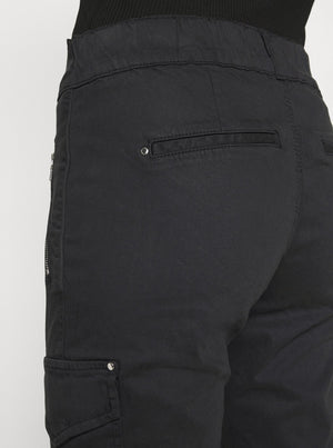 MOS MOSH GILLES CARGO PANT ANKLE NAVY