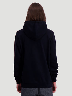Load image into Gallery viewer, HOLZWEILER OSLO HOODIE 20-04 SORT HERRE