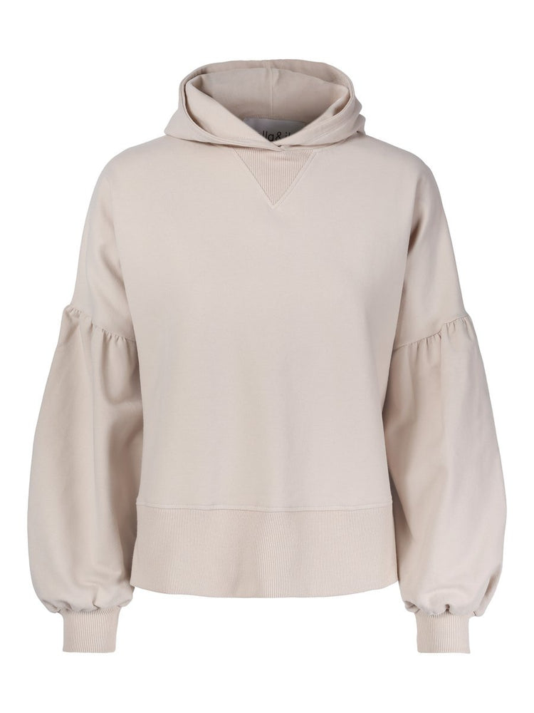 Load image into Gallery viewer, ELLA OG IL BELLE HOODIE BEIGE