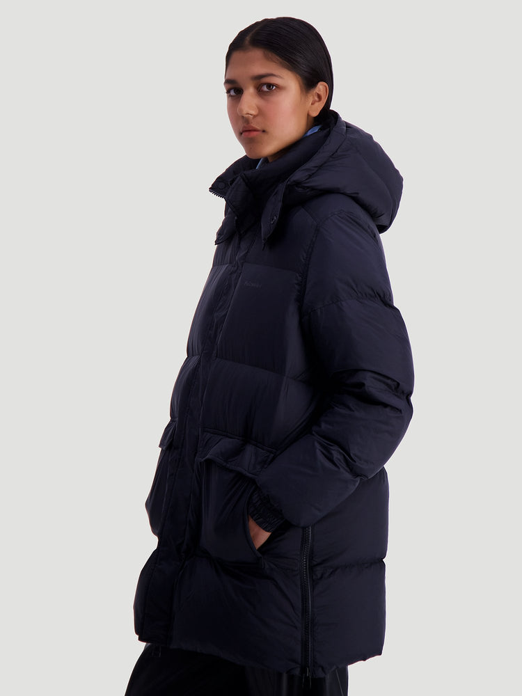 Load image into Gallery viewer, HOLZWEILER SOL DOWN JACKET BLACK