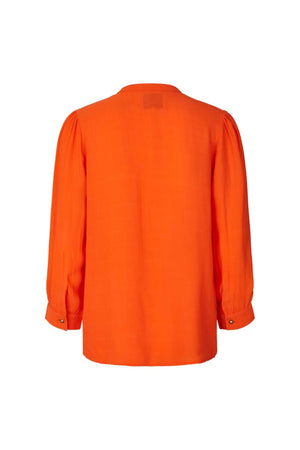 Load image into Gallery viewer, LOLLYS LAUNDRY AMALIE SHIRT ORANGE