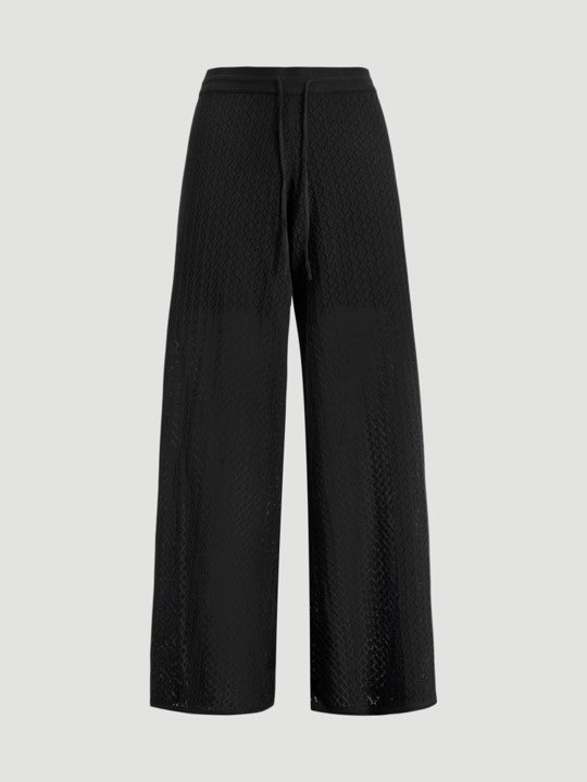 HOLZWEILER THIRIL TROUSERS BLACK
