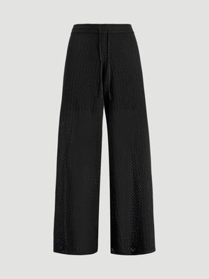 Load image into Gallery viewer, HOLZWEILER THIRIL TROUSERS BLACK