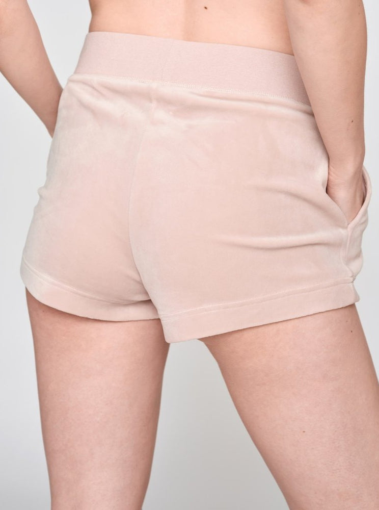 JUICY COUTURE EVE SHORTS SHADOW GREY
