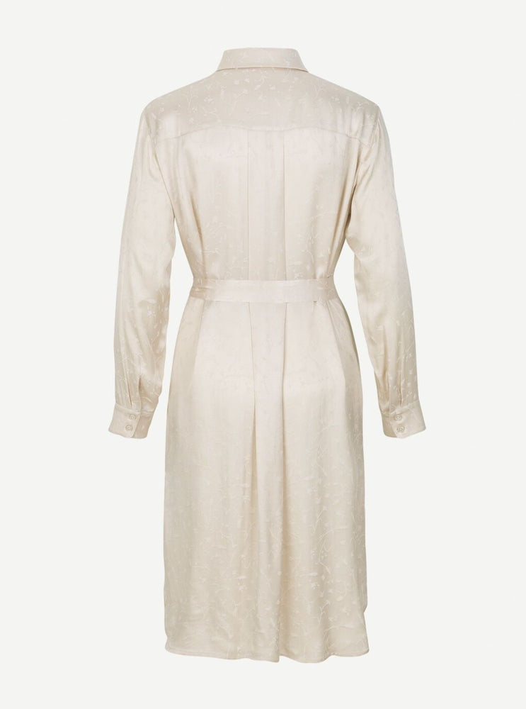SAMSØR SAMSØE CISSA DRESS WARM WHITE