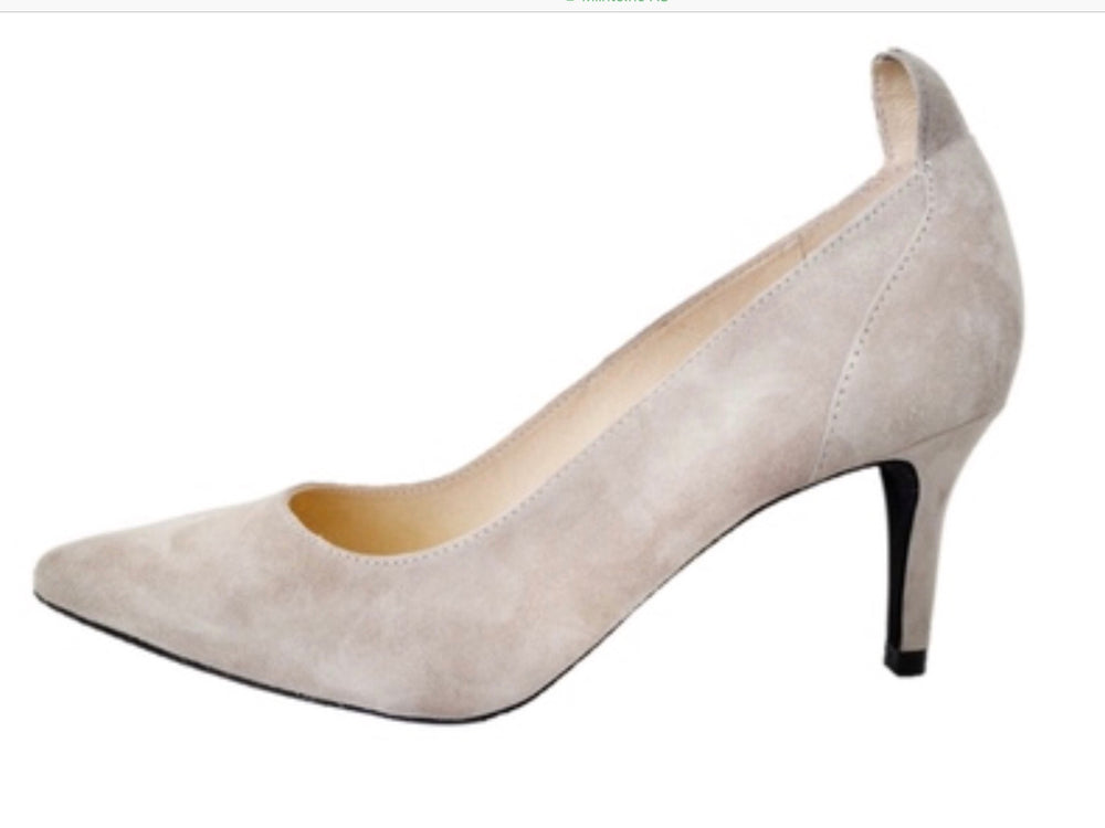 FRONT SOCIETY PUMPS NUDE