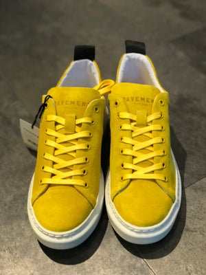 PAVEMENT DEE YELLOW SUEDE