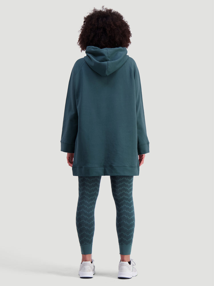 Load image into Gallery viewer, HOLZWEILER SISSEL HOODIE GREEN