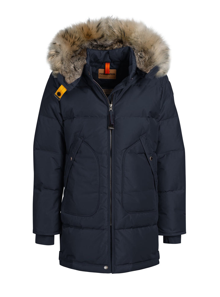 PARAJUMPERS LIGHT LONGBEAR GIRL NAVY