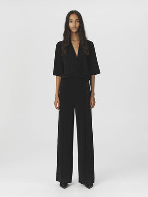BY MALENE BIRGER ZHOU SORT BUKSEDRESS