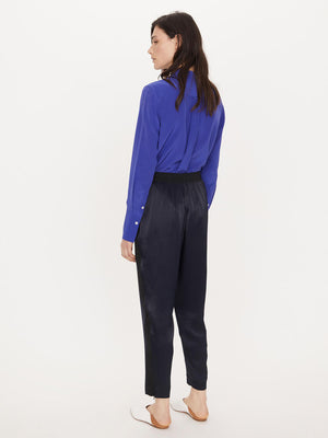 Load image into Gallery viewer, MALENE BIRGER PANTS NIGHT SKY