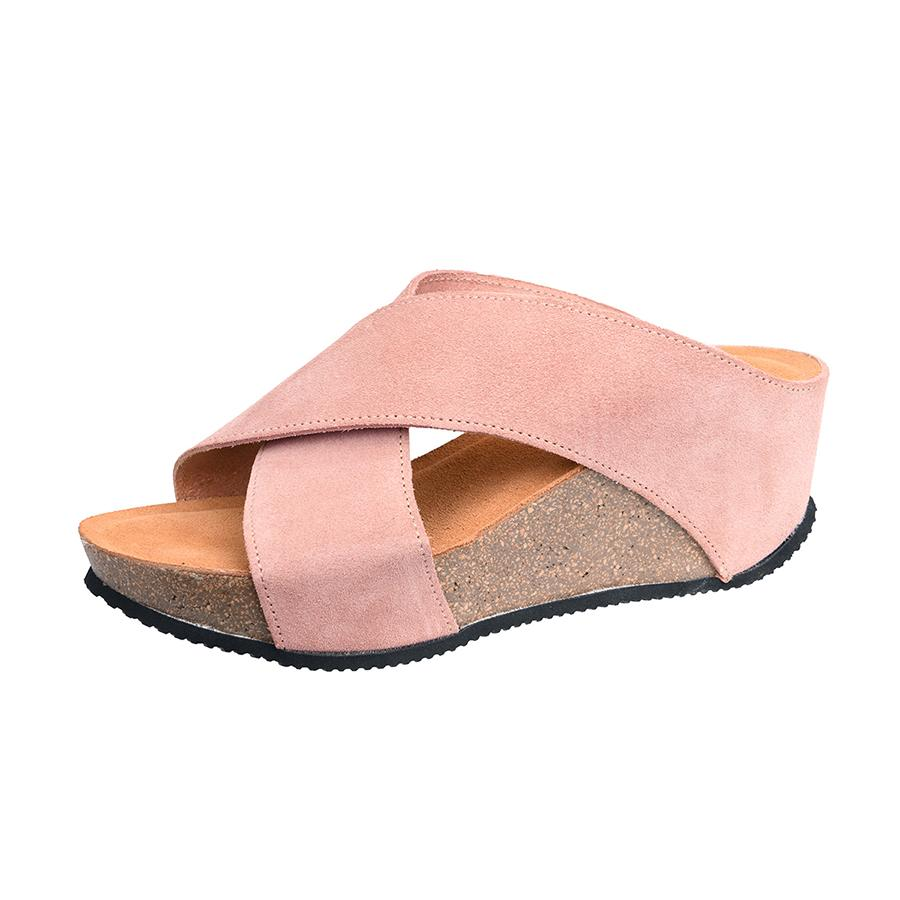 BELLA MODA SANDAL ROSE