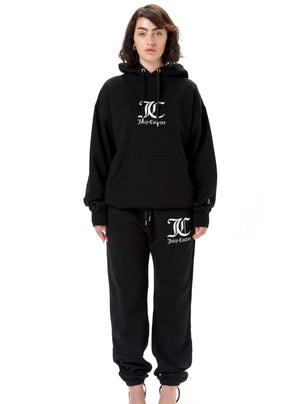 JUICY COUTURE QUEENIE BLACK
