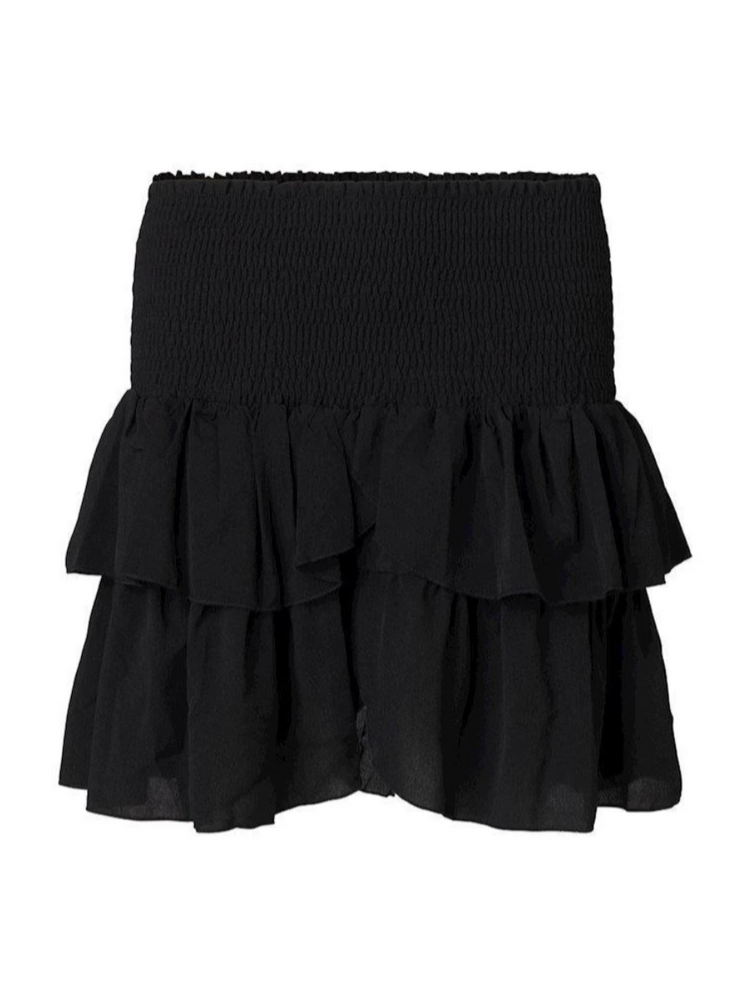 NEO NOIR CARIN SKIRT BLACK