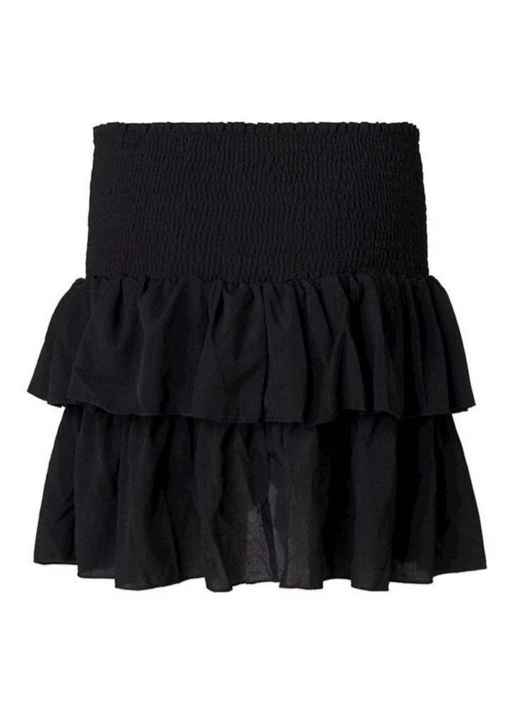 Load image into Gallery viewer, NEO NOIR CARIN SKIRT BLACK