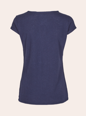 MOS MOSH TROY TEE SS NAVY