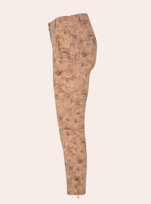 Load image into Gallery viewer, MOS MOSH GILLES CARGO ANKLE MAZE PANT CUBAN SAND