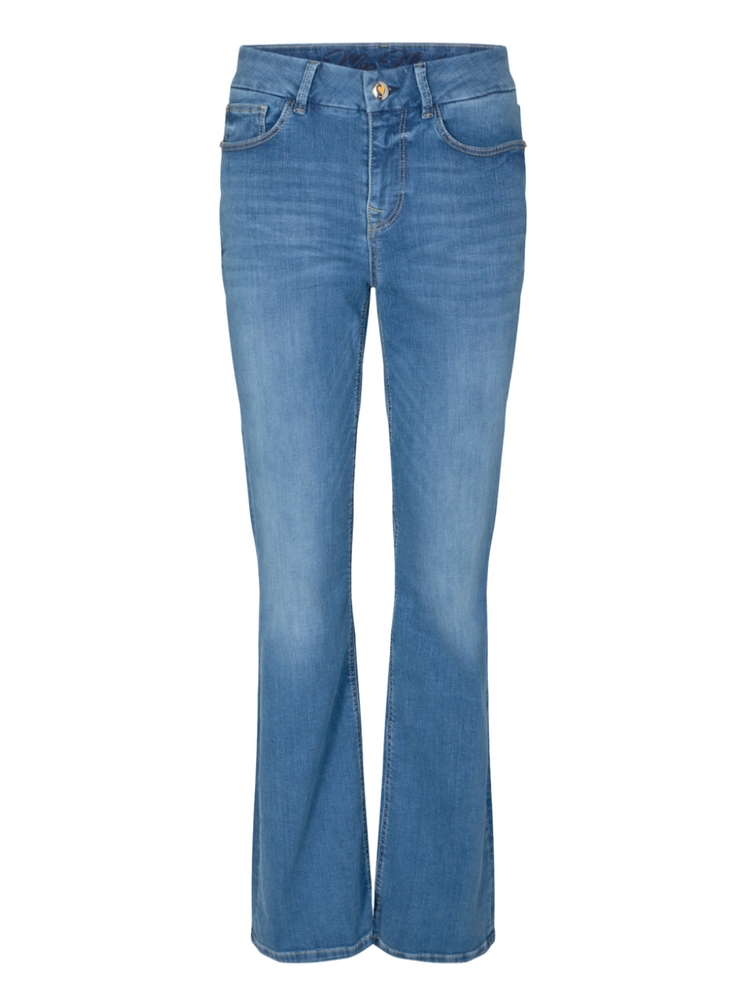 MOS MOSH ALLI LIFTFLARE JEANS LIGHT BLUE