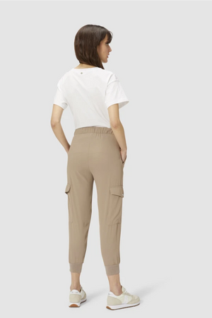 RICH ROYAL CARGO POCKETS PANTS TAUPE