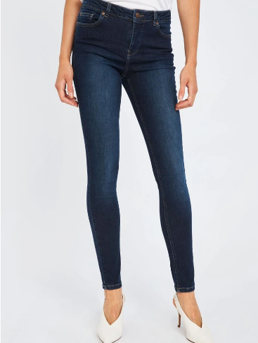 FIVE UNITS KATE 893 GALAXY BLUE EASE JEANS