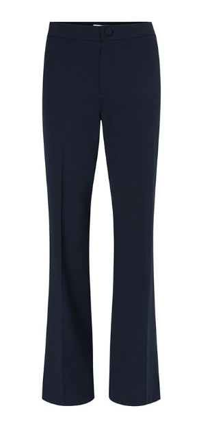 Load image into Gallery viewer, FABIENNE CHAPOT LOUISA TROUSER NAVY