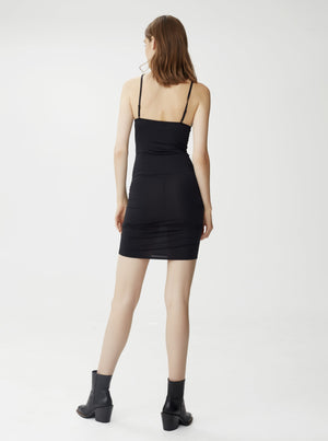 GESTUZ CAMIGZ DRESS BLACK