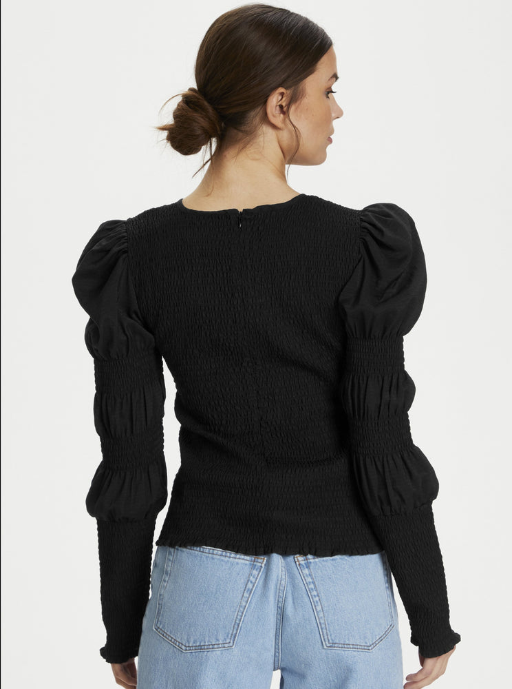 Load image into Gallery viewer, GESTUZ MAZZIGZ LS BLOUSE MS21