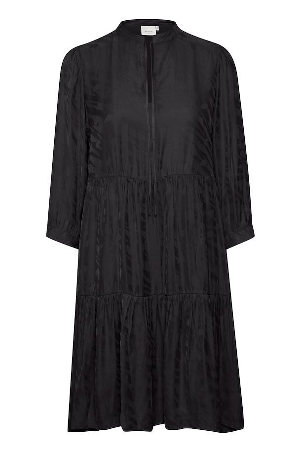 GESTUZ VANAYAGZ DRESS BLACK