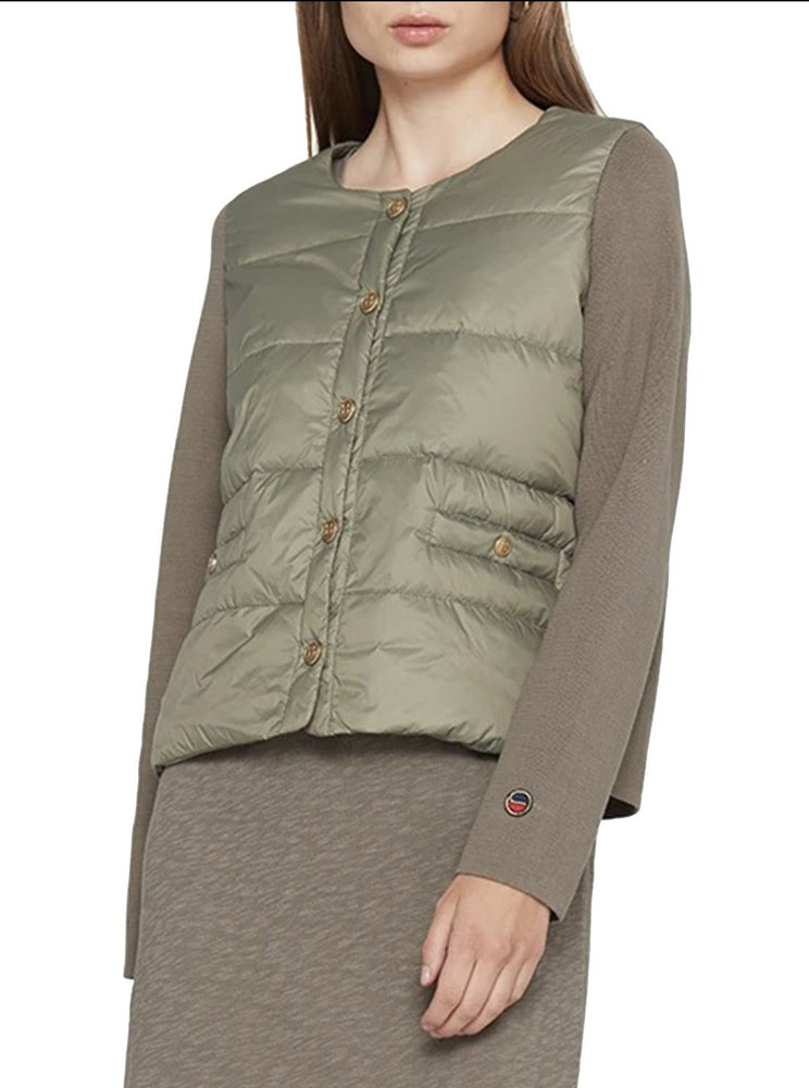 Load image into Gallery viewer, BUSNEL INELLA DOWN JACKET OLIVE