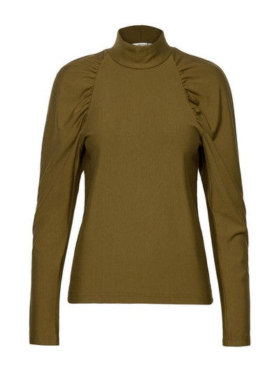 Load image into Gallery viewer, GESTUZ RIFAGZ TURTLENECK DARK OLIVE