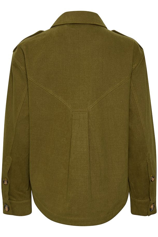 Load image into Gallery viewer, GESTUZ BETONYGZ JACKET DARK OLIVE