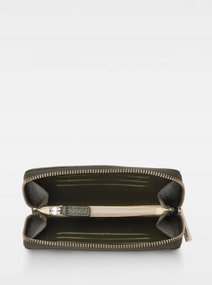 DECADENT ESTHER MEDIUM WALLET ARMY