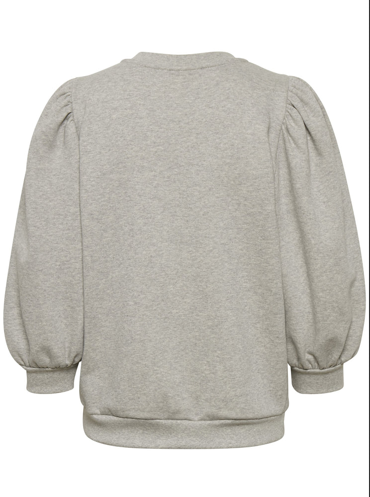 Load image into Gallery viewer, GESTUZ NANKITAGZ SWEATSHIRT GRÅ