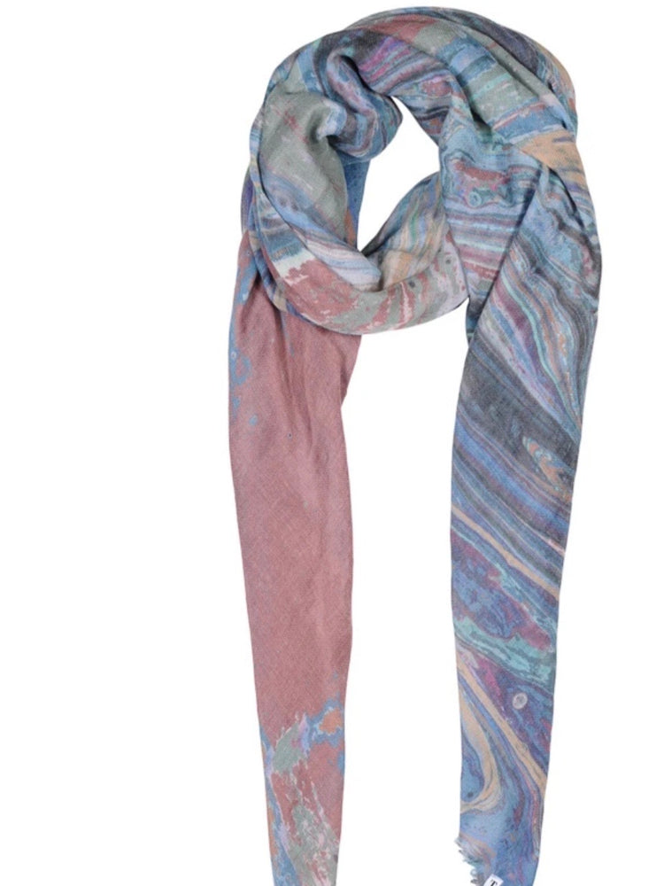 TIF TIFFY WAVE SCARF UNIQU