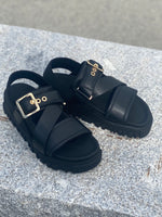 HOLZWEILER NATIONAL SANDAL BLACK