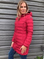 PARAJUMPERS IRENE SCARLET