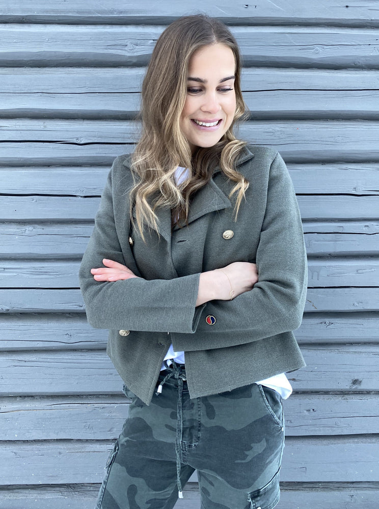 Load image into Gallery viewer, BUSNEL INDRA JACKET OLIVE GREEN