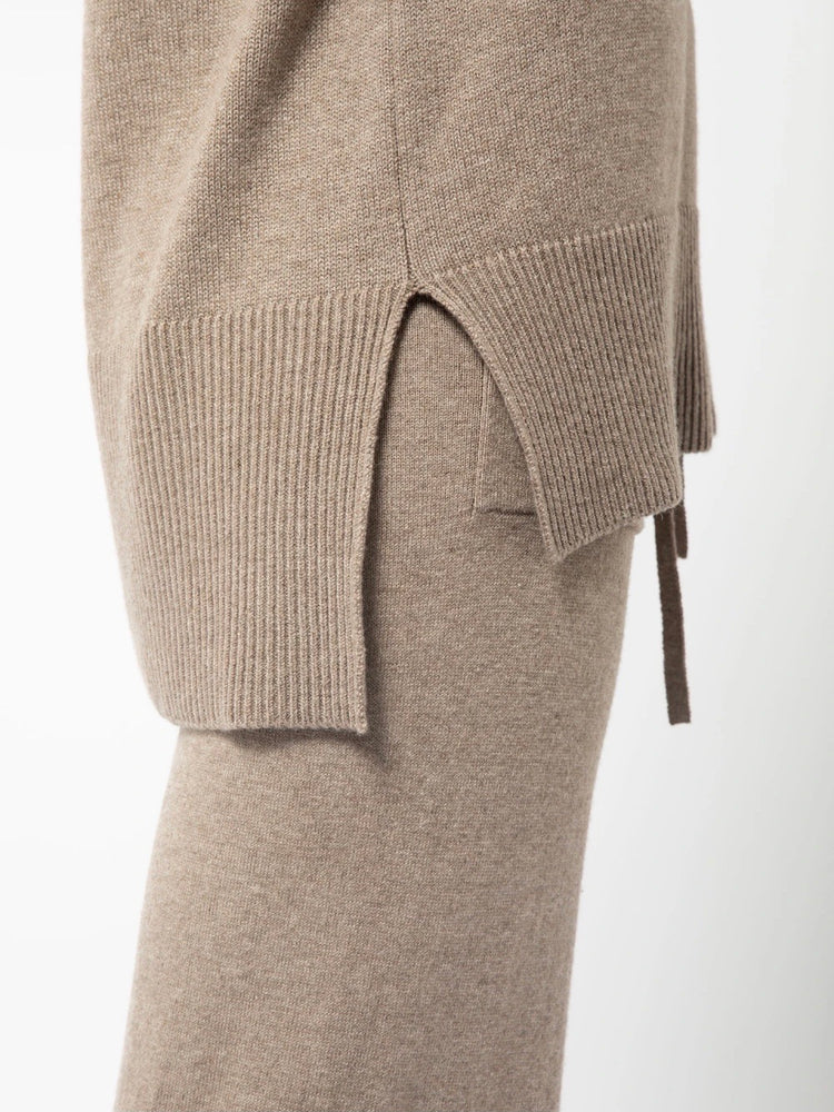 Load image into Gallery viewer, CAMILLA PIHL BUTTERFLY KNIT TAUPE MELANGE