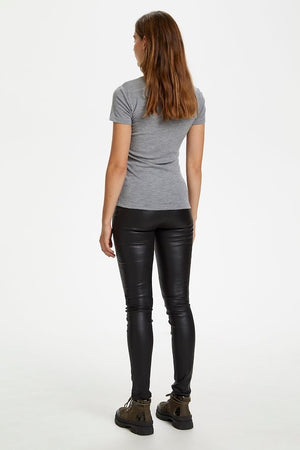 Load image into Gallery viewer, GESTUZ SASHAGZ LEGGING BLACK