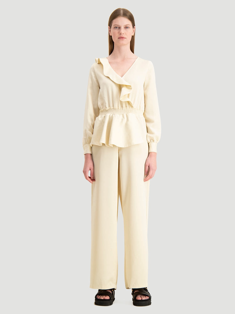 Load image into Gallery viewer, HOLZWEILER LENIENT JUMPSUIT 20-01 OFFWHITE