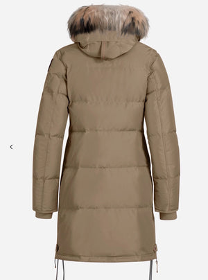 PARAJUMPERS LONGBEAR CAPPUCCINO