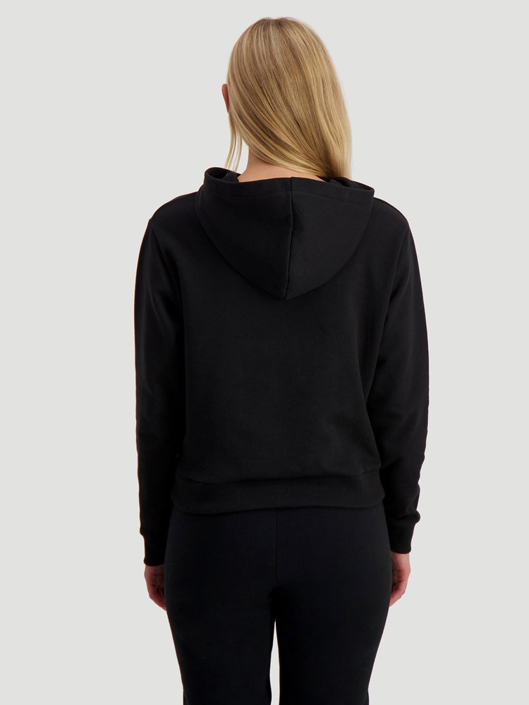 Load image into Gallery viewer, HOLZWEILER IDENTITY HOODIE SORT 20-01
