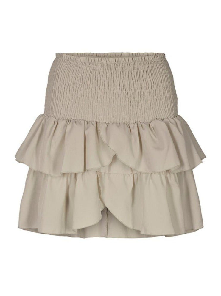 Load image into Gallery viewer, NEO NOIR CARIN SKIRT SAND