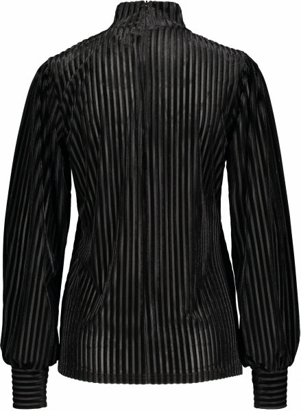 MAUD BASIC STRIPE TOP