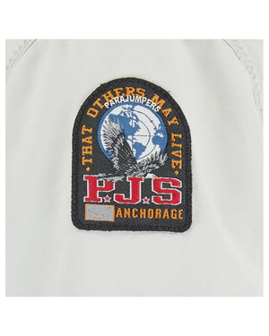 PARAJUMPERS DESERT WHITE CREAM