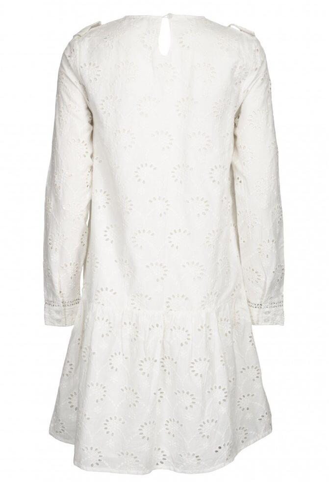 SOFIE SCHNOOR DRESS OFF WHITE