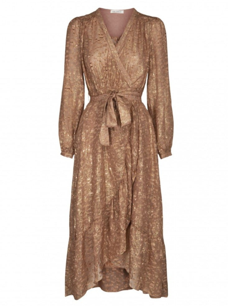 SOFIE SCHNOOR DRESS CAMEL