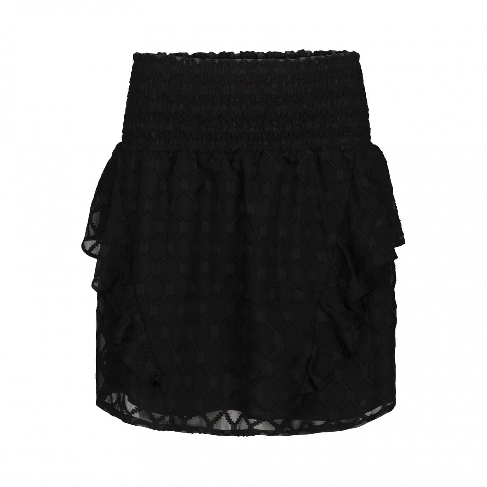 SOFIE SCHNOOR SKIRT SORT