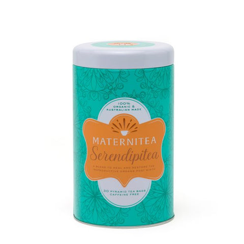 Postpartum SerendipiTea - For Breastfeeding Mamas