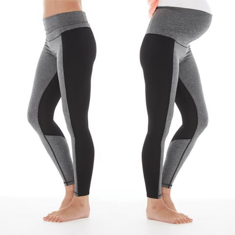 Enji Maternity Leggings - Full Length